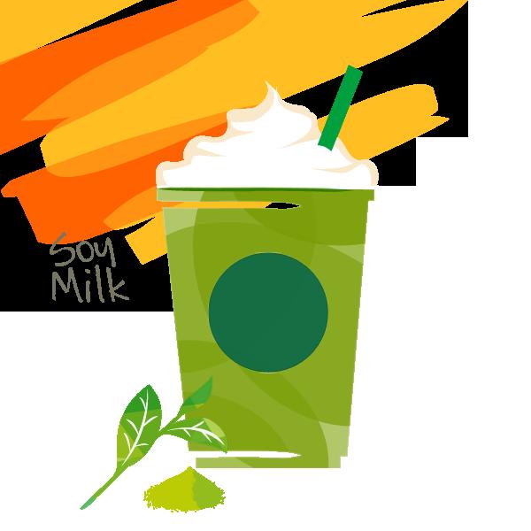 ソイ 抹茶 クリーム フラペチーノ ®