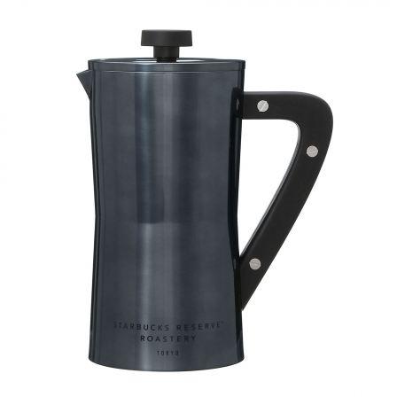 スターバックス リザーブ® ロースタリー コーヒープレス 1L ブラック