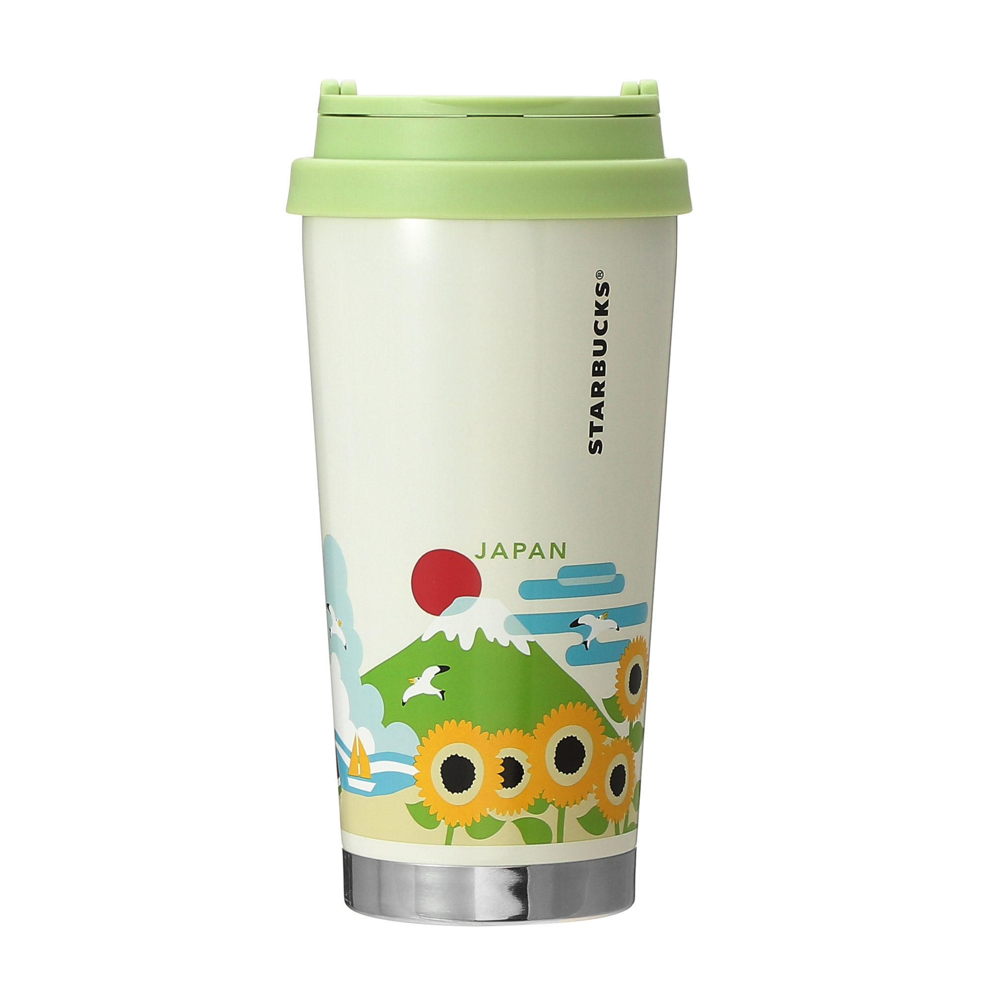 Starbucks You Are Here Collection Japan Summer Version