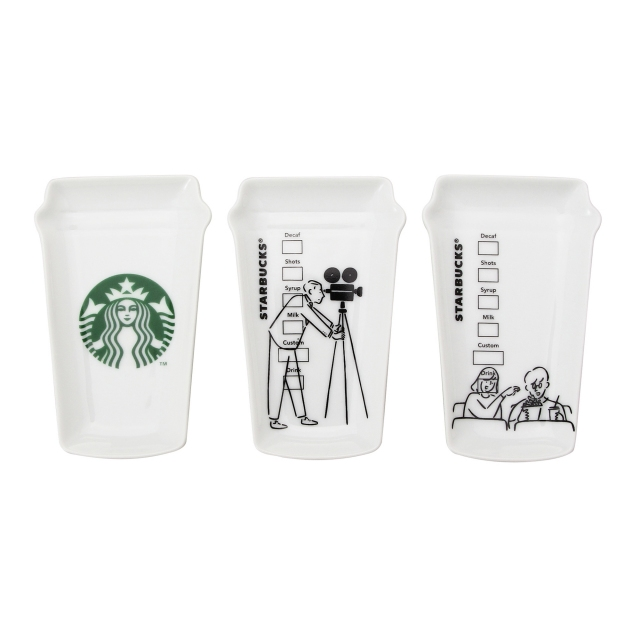 Starbucks Mamezara Set CINEMA
