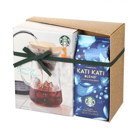 スターバックス カティ カティ ブレンド & グラスドリップコーヒーメーカー
