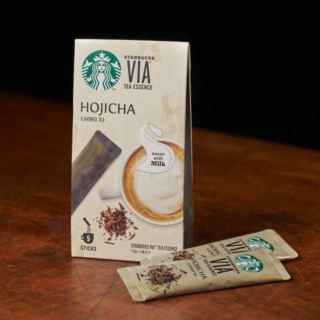 ラテ スタバ ほうじ茶