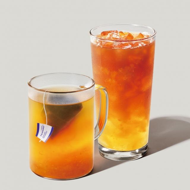 ゆず シトラス & ティー|スターバックス コーヒー ジャパン | ビバレッジ メニュー : ティー | TEAVANA™