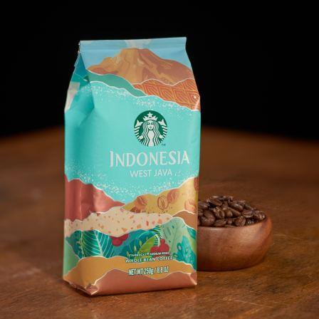 スターバックス® インドネシア ウェスト ジャバ