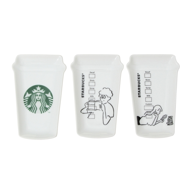 Starbucks Mamezara Set BOOK